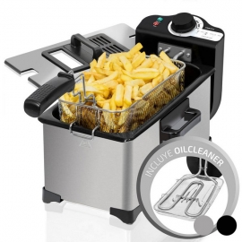 Friteuse Cecotec Cleanfry 3 L 2000W