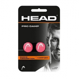 Antivibrateur Head Pro Damp Silicone Rose