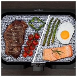 Grill Cecotec Rock and Water 3000 Twin 2200W