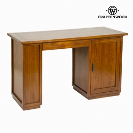 Bureau Bois d'acacia (130 x 78 x 55 cm) - Collection Serious Line by Craftenwood
