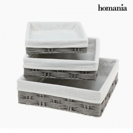 Lot de paniers Homania 3029 (3 pcs)