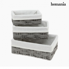 Lot de paniers Homania 3036 (3 pcs)