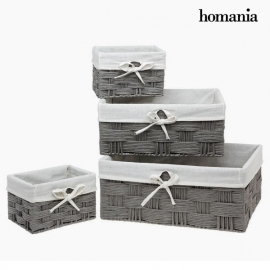 Lot de paniers Homania 3067 (4 pcs)