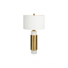 Lampadaire blanc by Shine Inline