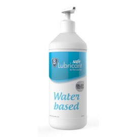 Lubrifiant à base d'eau 500 Ml Safe 21098