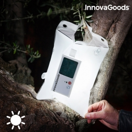 Coussin Gonflable Solaire avec LED InnovaGoods