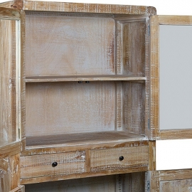 Armoire Bois mindi (115 x 55 x 188 cm) - Collection Be Yourself by Craftenwood