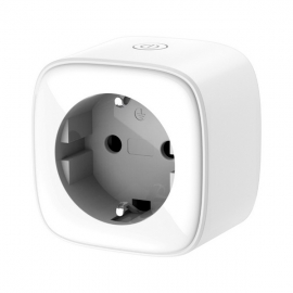 Prise Intelligente D-Link DSP-W118 WiFi LED Blanc
