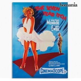 Affiche de Ciné Marilyn Monroe The Seven Year Itch