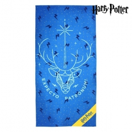 Serviette de plage Expecto Patronum Harry Potter 77042